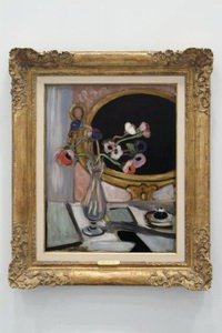 "Henri Matisse ""Anemones and Mirror"""